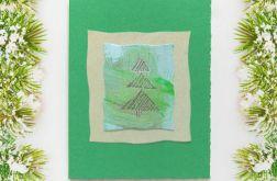 Kartka  świąteczna minimalizm 59