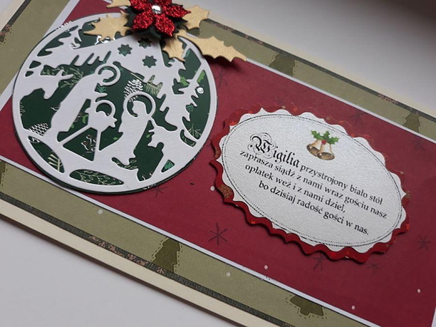 Kartka Boże Narodzenie 19 -