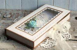 Kartka ślubna #4 (w pudełku)