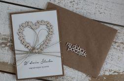 Oryginalna kartka ślubna 4