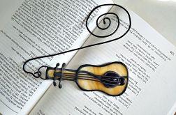 Zakładka do książki Gitara akustyczna