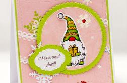 Kartka świąteczna KBN18009