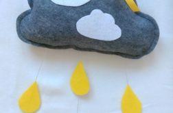 Chmurka deszczowa szara