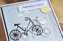 W DNIU ŚLUBU rowery #7