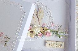Ślubna kartka w pudełku 264