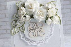 Two become one w bieli