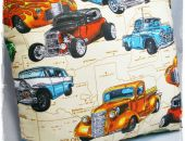 Auta - poduszka dekoracyjna