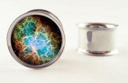 Na zamówienie : Plug GALAXY Nebula 10mm
