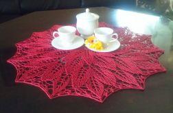 Carmen - serwetka na drutach