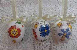 Pisanki-jajeczka 3 szt.