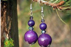Fiolety w kryształach