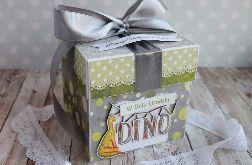Exploding box DinoLand urodzinowy GOTOWY