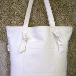 Bawełniana torba na zakupy - LADY 5