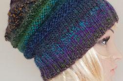 Kolorowa czapka 1
