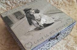 Szkatułka - Miłość