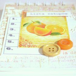 Lista Zakupów Pomarańcza