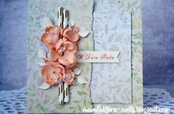 Kartka z okazji ślubu #7