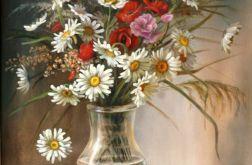 Kwiaty- Bukiet Polnych Kwiatów