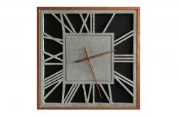 Zegar Betonowy Handmade Emperor Copper Miedź