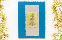 Kartka  świąteczna minimalizm 39