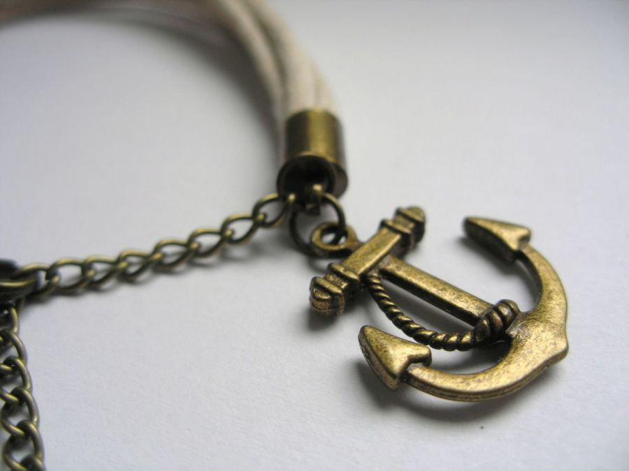 Bransoletka marynarska -