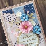 Moc życzeń - rustykalny patchwork