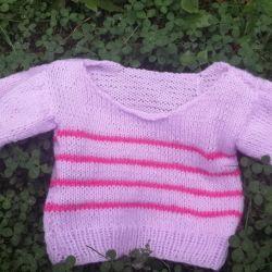 Sweterek niemowlęcy