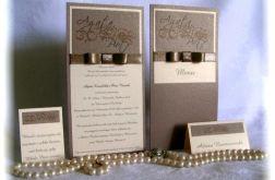 WERONIKA Zaproszenie na Ślub