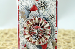 Kartka / Tag Świąteczny