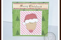 Kartka świąteczna #25 (Boże Narodzenie)