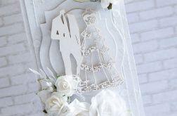 W bieli - komplet ślubny
