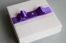 """""""Spodenkowa"""" kartka w pudełku"""