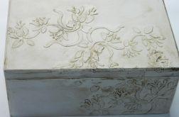 kufer,skrzynka na koperty ślubne