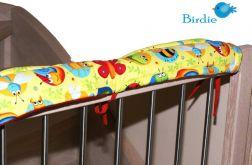 Osłonka na krawędź łóżeczka - HandMade Produkt na zamówienie