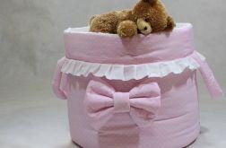 Zabawkowiec różowa słodycz
