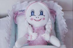 Lalka Angel handmade przytulanka.