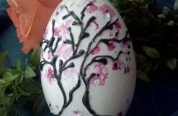 Gęsie Jajeczko Kwiat Wiśni