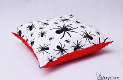 Poduszka pająki