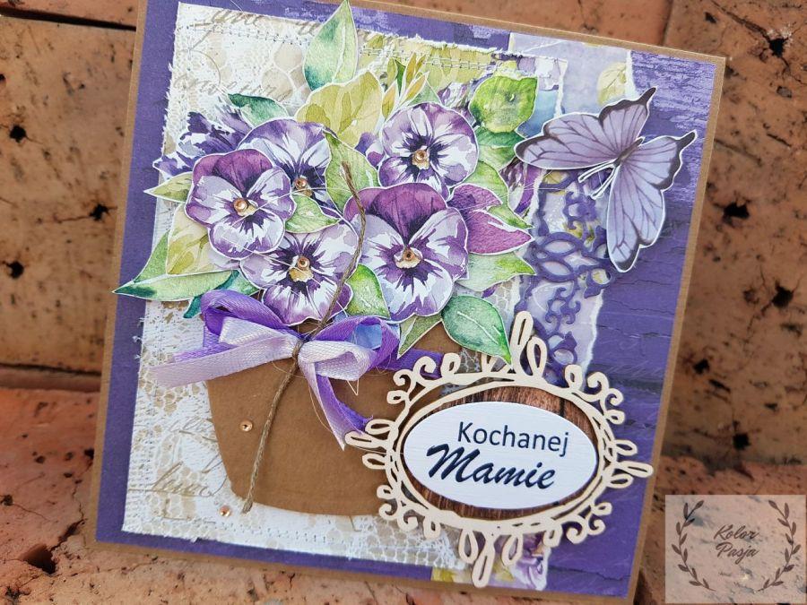 Kartka dla Mamy  3