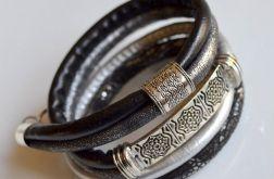 Black - Graphite - Silver #