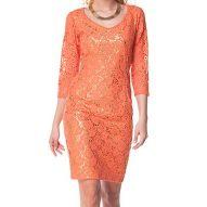 Sukienka Vittoria - pomarańczowa