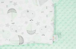 Zestaw niemowlaka morze - mięta