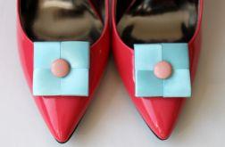 Klipsy - spinki do butów  Pastylki