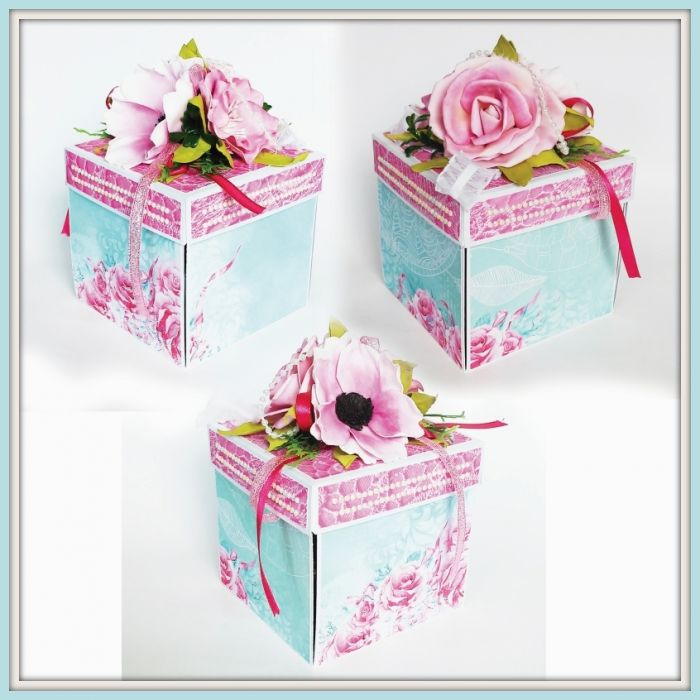 Exploding Box ślubny / ślub