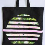 torba czarna worek planeta- na Fundację