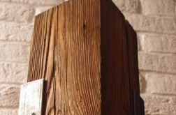 Solid Wood Lamp