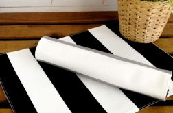 Podkładka pod talerz,podkładka na stół,czarna