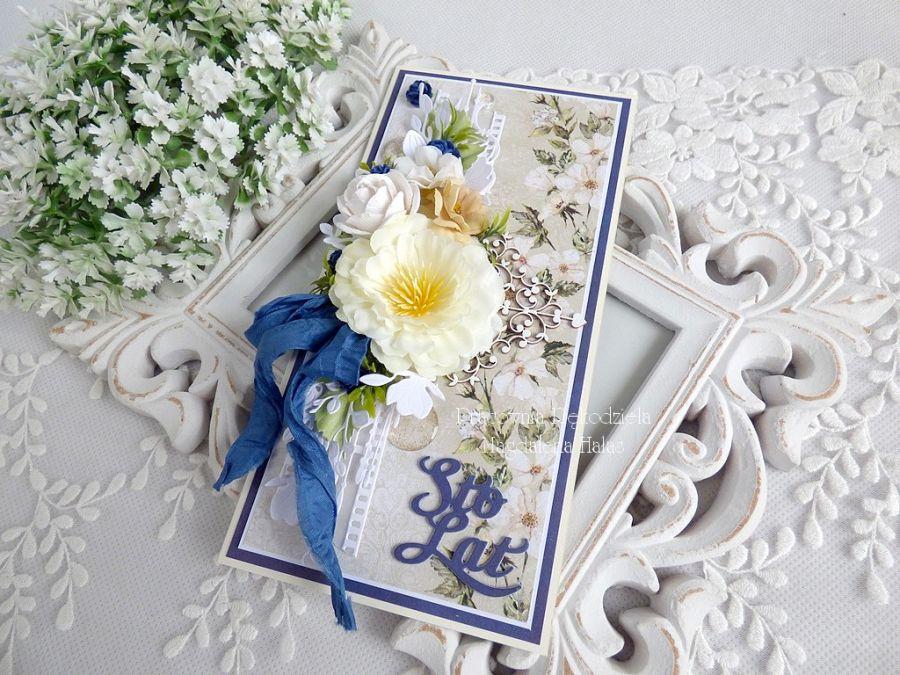 Kartka urodzinowa w pudełku 179 -