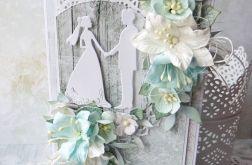 Na Ślub - delikatnie miętowa