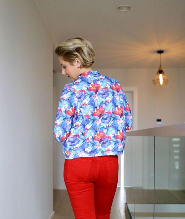 damska bluza dresowa